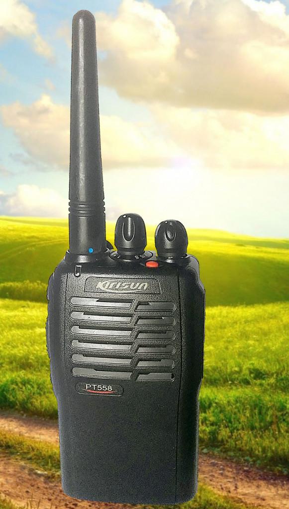 Radios antiguas: Walkie-Talkie Kirisun PT558 - Foto 4 - 78620113