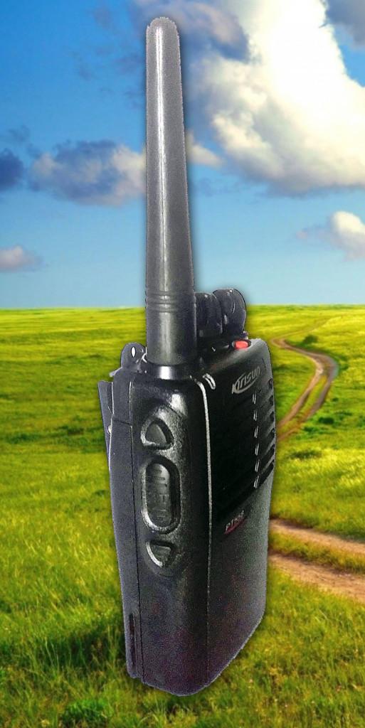 Radios antiguas: Walkie-Talkie Kirisun PT558 - Foto 5 - 78620113