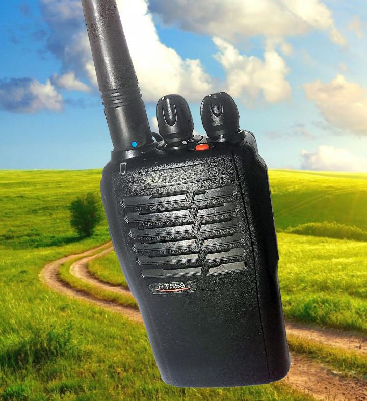 Radios antiguas: Walkie-Talkie Kirisun PT558 - Foto 6 - 78620113