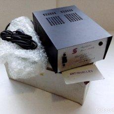 Radios antiguas: FUENTE DE ALIMENTACION DC 13,6V 6-8A PW 136A STRONG WORLD,EMISORA RADIOAFICIONADO,NUEVA.. Lote 116926851
