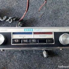 Radios antiguas: EMISORA SBE CAPRI. Lote 109079743