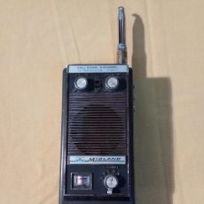 Radios antiguas: ANTIGUO WALKIE TALKIE MIDLAND MADE IN JAPAN MOD. 13 - 760. Lote 110244411