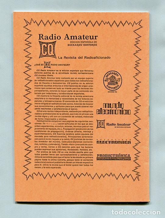 Radios antiguas: RADIOAFICIONADOS - LYNX DX GROUP - DIPLOMAS - 1ª Edición - Foto 2 - 110968923