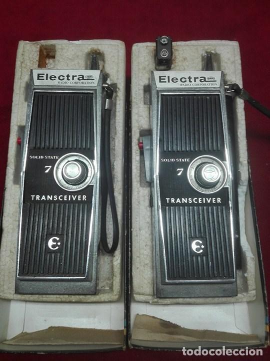 EMISORAS ELECTRA (Radios, Gramófonos, Grabadoras y Otros - Radioaficionados)