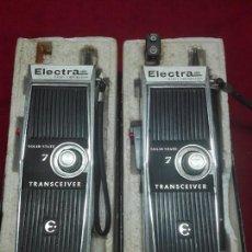 Radios antiguas: EMISORAS ELECTRA. Lote 111230519