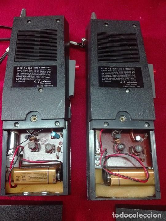 Radios antiguas: Emisoras Electra - Foto 2 - 111230519