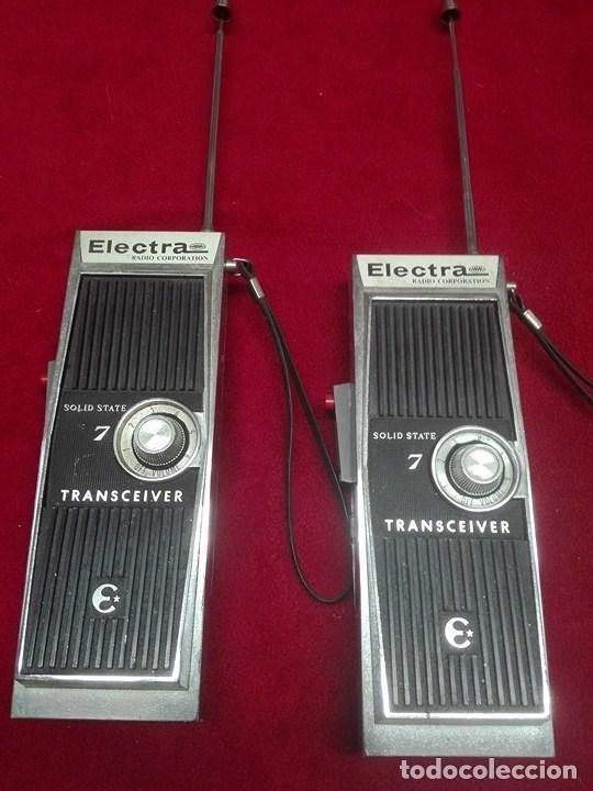 Radios antiguas: Emisoras Electra - Foto 3 - 111230519