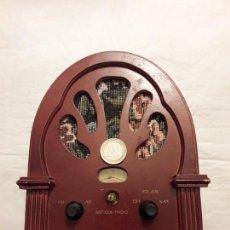 Radios antiguas: MINI RADIO DE MADERA.. Lote 111379682