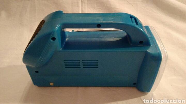 Radios antiguas: RADIO AM/FM CON LINTERNA, SIRENA, LUZ PARPADEANTE, MARCA INTERNATIONAL - Foto 4 - 111461432