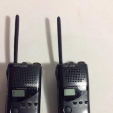 Radios antiguas: WALKIE-TALKIES HOTLINE JOKER. Lote 112159007