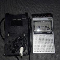 Radios antiguas: GRABADORA CASSETTE VINTAGE.. Lote 112804819