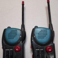 Radios antiguas: WALKIS TALKIS ANTIGUOS. Lote 116186910