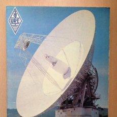 Radios antiguas: URE UNION DE RADIOAFICIONADOS ESPAÑOLES - INDICATIVOS DE ESPAÑA Y ANDORRA 1983. Lote 116798835