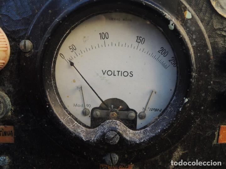 Radios antiguas: RADIO AMPLIFICADOR RARO DE LA MARCA LUBAES CON VÁLVULAS - Foto 9 - 127970086