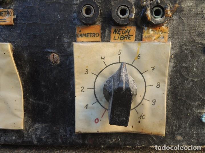 Radios antiguas: RADIO AMPLIFICADOR RARO DE LA MARCA LUBAES CON VÁLVULAS - Foto 15 - 127970086
