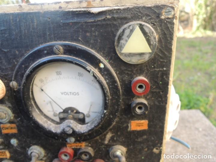 Radios antiguas: RADIO AMPLIFICADOR RARO DE LA MARCA LUBAES CON VÁLVULAS - Foto 17 - 127970086