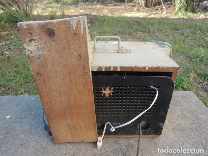 Radios antiguas: RADIO AMPLIFICADOR RARO DE LA MARCA LUBAES CON VÁLVULAS - Foto 23 - 127970086