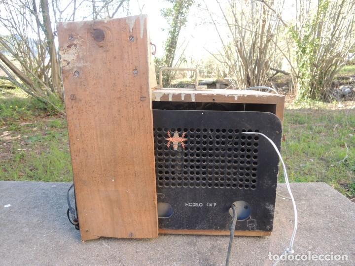 Radios antiguas: RADIO AMPLIFICADOR RARO DE LA MARCA LUBAES CON VÁLVULAS - Foto 26 - 127970086