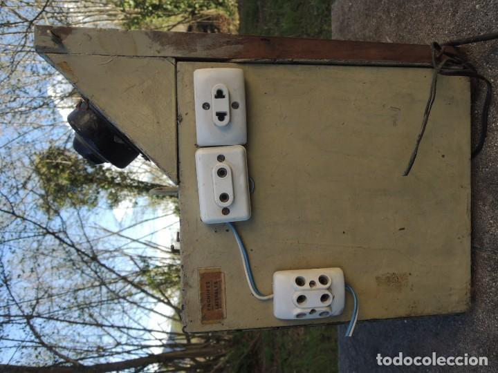 Radios antiguas: RADIO AMPLIFICADOR RARO DE LA MARCA LUBAES CON VÁLVULAS - Foto 33 - 127970086
