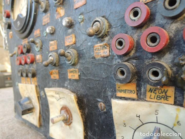 Radios antiguas: RADIO AMPLIFICADOR RARO DE LA MARCA LUBAES CON VÁLVULAS - Foto 39 - 127970086