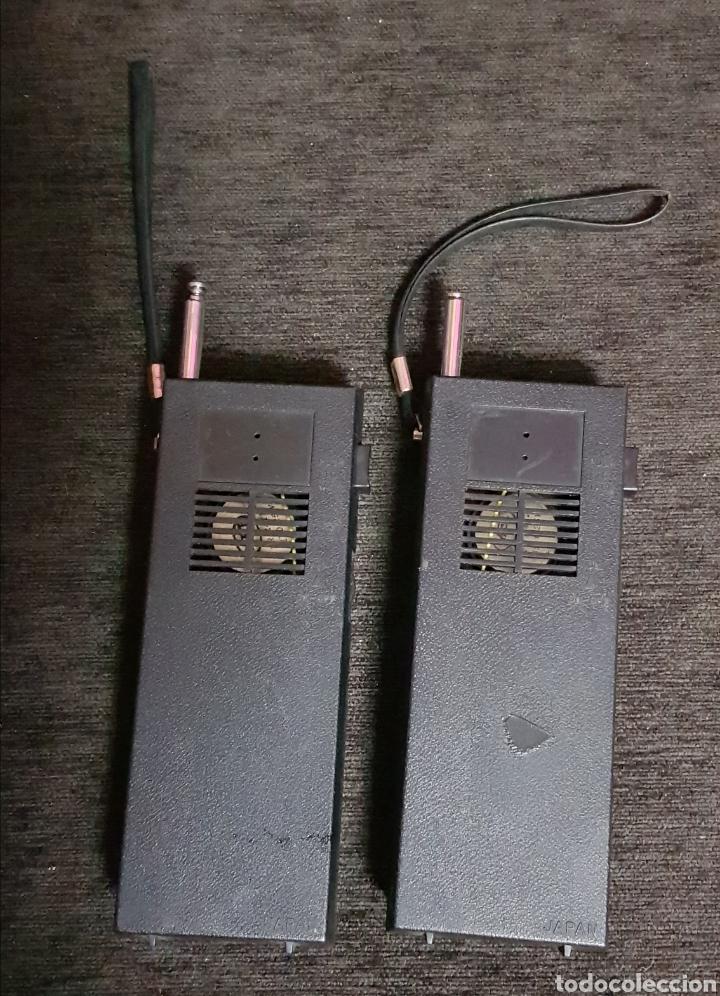 Radios antiguas: Vintage Walkie Talkies Mascot años 80s - Foto 2 - 118068758