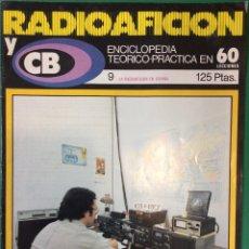 Radios antiguas: RADIOAFICION 9. Lote 120300338