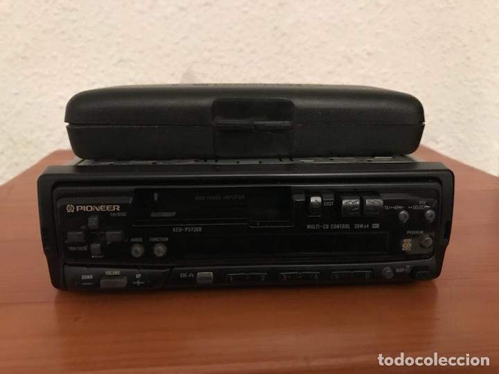 ANTIGUO CASETE DE CINTA PIONEER (Radios, Gramófonos, Grabadoras y Otros - Radioaficionados)