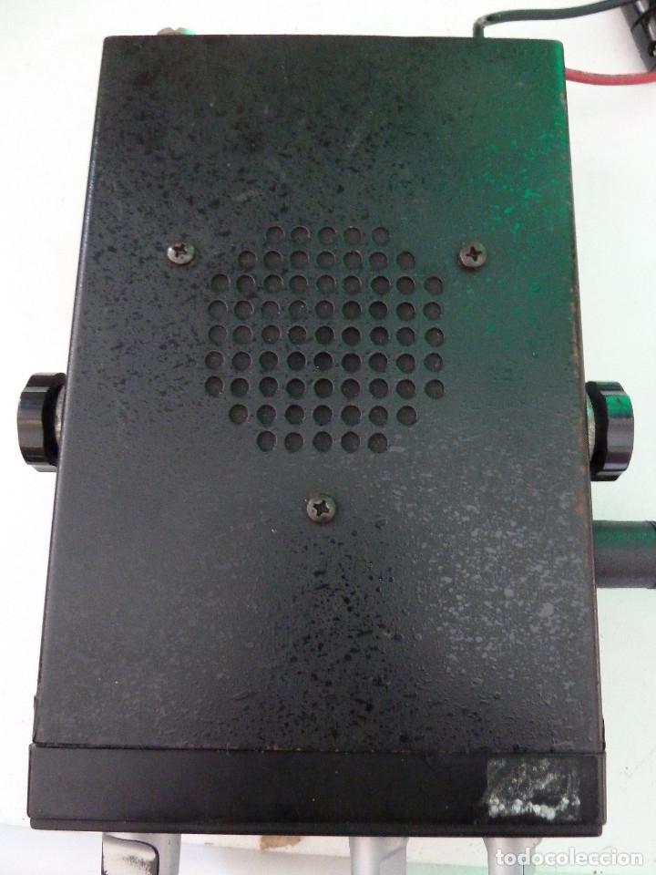 Radios antiguas: EMISORA DE RADIOAFICIONADO BANDA CIUDADANA CB IRRADIO MICRO 2 - Foto 6 - 157983169