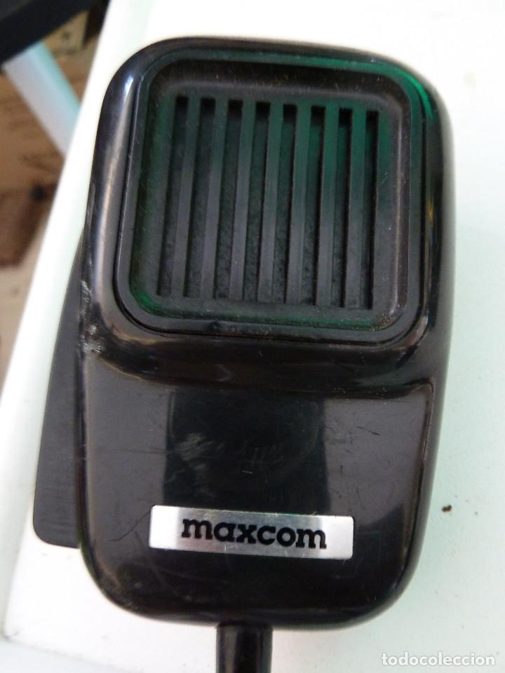Radios antiguas: EMISORA DE RADIOAFICIONADO BANDA CIUDADANA CB IRRADIO MICRO 2 - Foto 4 - 157983169