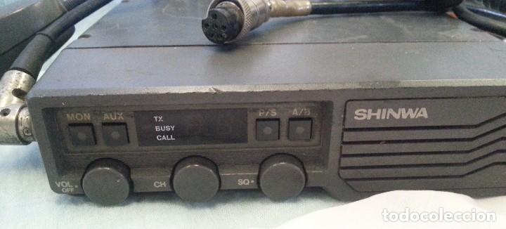 Radios antiguas: Emisora vieja. Para piezas o decoración. - Foto 3 - 127961667