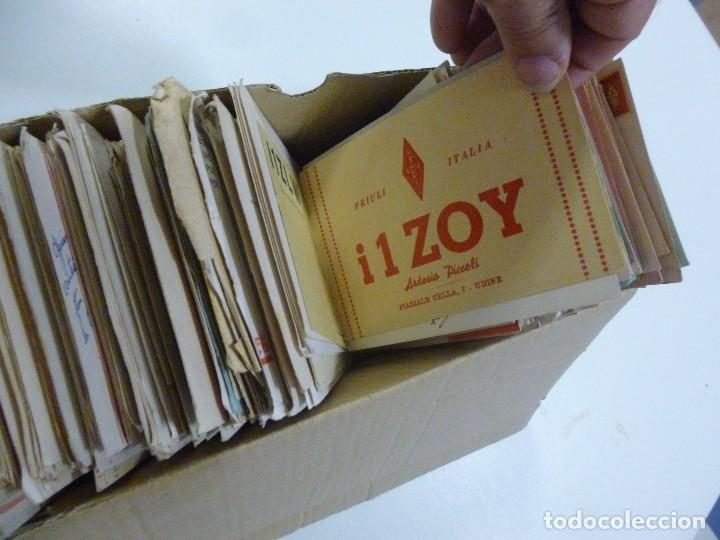 Radios antiguas: Gran lote de tarjetas QSL radioaficionados aproximadamente 500 de distintos paises - Foto 10 - 129124111