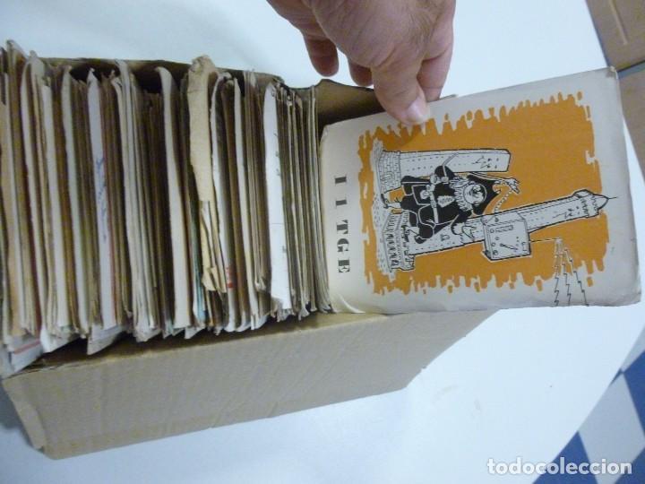 Radios antiguas: Gran lote de tarjetas QSL radioaficionados aproximadamente 500 de distintos paises - Foto 11 - 129124111