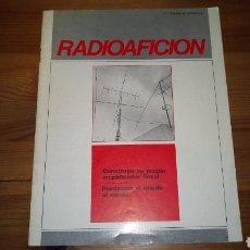 Radios antiguas: RADIO AFICIÓN N 79 ABRIL 1976. Lote 131536533