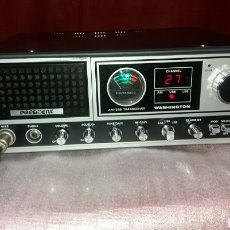 Radios antiguas: EMISORA DE RADIO PRESIDENT WASHINGTON.PERFECTO ESTADO!!!. Lote 131586829