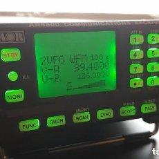 Radios antiguas: RADIO ESCANER MULTI BANDA AOR AR8600 MK2 - 10KHZ - 3000 MHZ. Lote 132895370