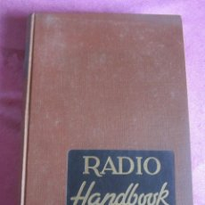 Radios antiguas: RADIO HANDBOOK (MANUAL DE RADIO) 1948. Lote 133329926