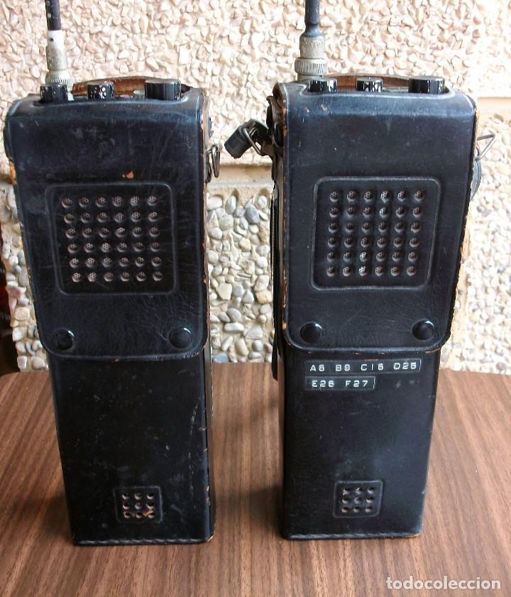 WALKIE TALKIE PARA BARCOS JAPONES JAMAPHONE JAMA DENKI ,CO. LTD. JAPON (Radios, Gramófonos, Grabadoras y Otros - Radioaficionados)