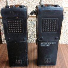 Radios antiguas: WALKIE TALKIE PARA BARCOS JAPONES JAMAPHONE JAMA DENKI ,CO. LTD. JAPON . Lote 133534530