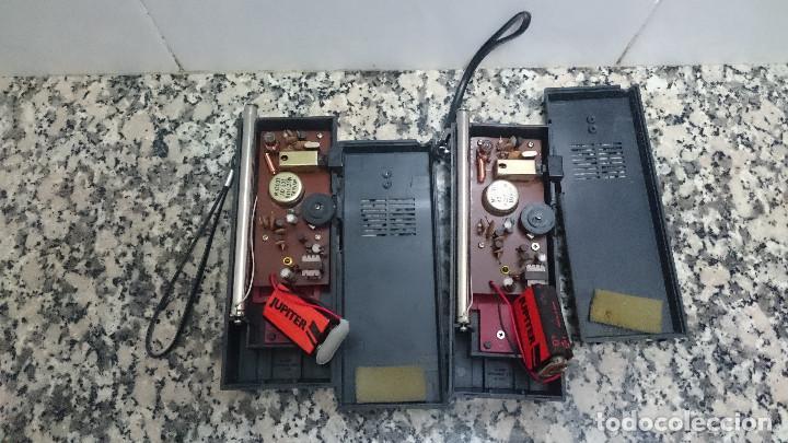 Radios antiguas: WALKIE TALKIE MASCOT - Foto 6 - 134468282