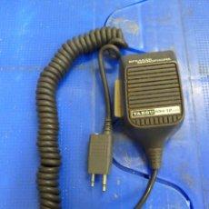 Radios antiguas: MICROFONO YAESU MH-12 PARA WALKIE TALKIE DE RADIOAFICIONADO. Lote 134557782