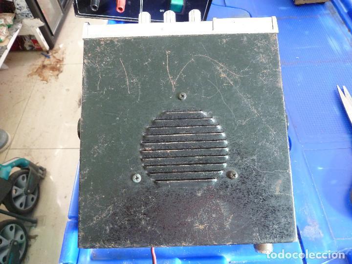 Radios antiguas: EMISORA DE RADIOAFICIONADO BANDA CIUDADANA CB MASTER 2080 - Foto 9 - 135668075
