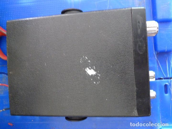 Radios antiguas: EMISORA DE RADIOAFICIONADO BANDA CIUDADANA CB MAXCOM MX-20E - Foto 3 - 135688203