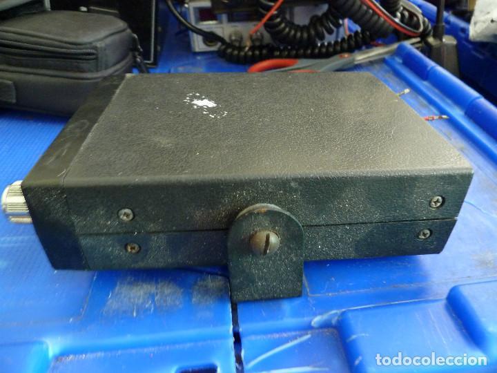Radios antiguas: EMISORA DE RADIOAFICIONADO BANDA CIUDADANA CB MAXCOM MX-20E - Foto 5 - 135688203