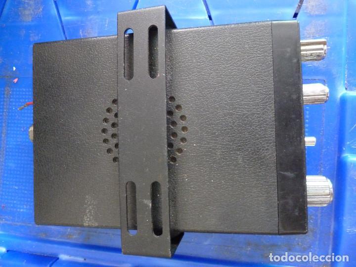 Radios antiguas: EMISORA DE RADIOAFICIONADO BANDA CIUDADANA CB MAXCOM MX-20E - Foto 9 - 135688203