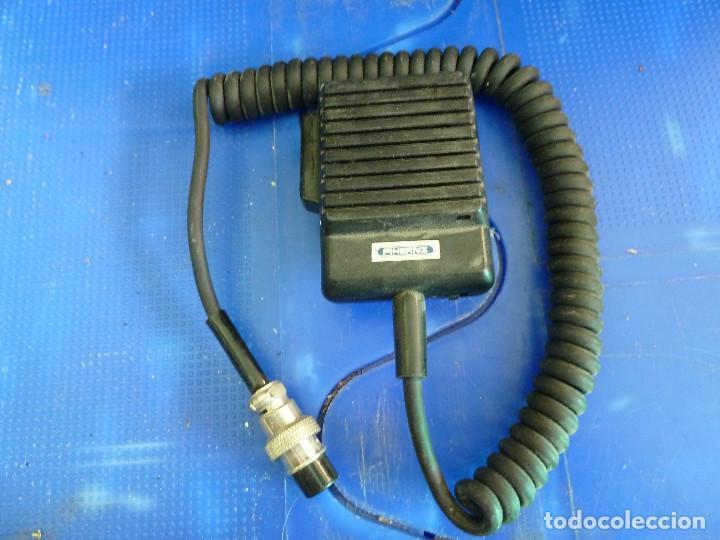 MICROFONO PIHERNZ PARA EMISORA DE RADIOAFICIONADO (Radios, Gramófonos, Grabadoras y Otros - Radioaficionados)