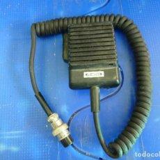 Radios antiguas: MICROFONO PIHERNZ PARA EMISORA DE RADIOAFICIONADO. Lote 135700095