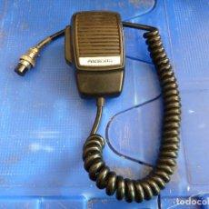 Radios antiguas: MICROFONO PRESIDENT PARA EMISORA DE RADIOAFICIONADO. Lote 135812186