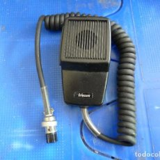Radios antiguas: MICROFONO TELECOM DM-4190 PARA EMISORA DE RADIOAFICIONADO. Lote 135812434