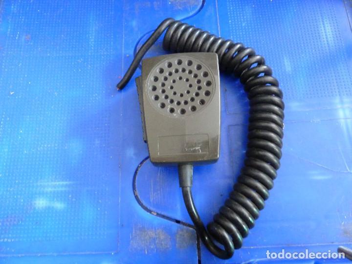 MICROFONO ASTATIC 531 PARA EMISORA DE RADIOAFICIONADO (Radios, Gramófonos, Grabadoras y Otros - Radioaficionados)