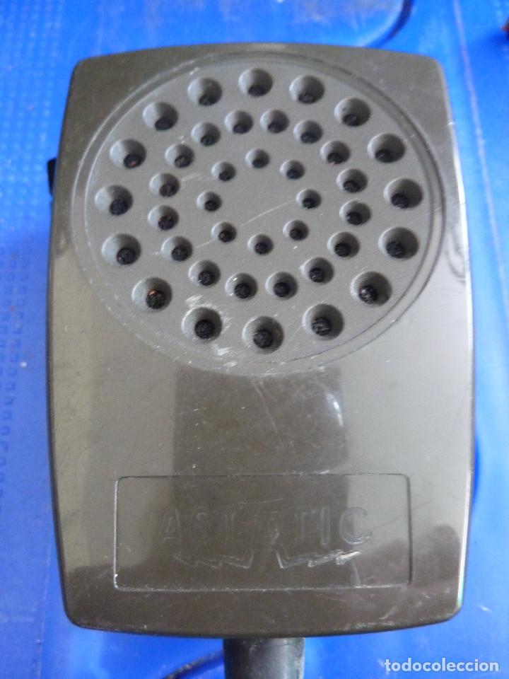 Radios antiguas: MICROFONO ASTATIC 531 PARA EMISORA DE RADIOAFICIONADO - Foto 2 - 135814334